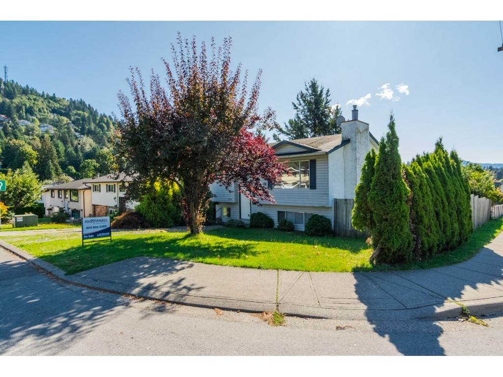 East Abbotsford (McMillan Area) 4 bedroom and 2 bathroom home including an inlaw suite on a cul-de-sac. Fully fenced, south facing private backyard perfect for kids and pets. Large 6,800+ SqFt Lot. Terrific school catchment including Yale Secondary School and walking distance to Abbotsford Rec. Center and parks. Single car carport and RV parking is possible. This home is priced to sell.