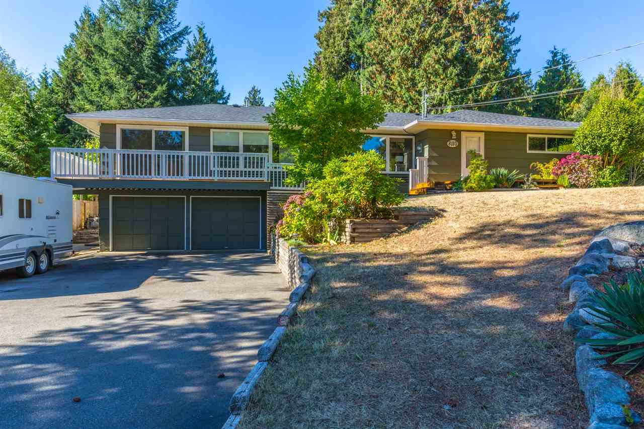 Well appointed home in the Heart of Halfmoon Bay, walking distance to one of the best Elementary Schools in B.C. If you are looking for enough room for your growing family this is it. Boasting 4 bedrooms (Could easily be 5) plus a huge office space, ideal for a family that works from home. New kitchen updated in 2012,  and spacious dining area leads out to your private and sun filled back yard with gorgeous deck space for relaxing. The master suite with HUGE ensuite is located away from the kids room for additional privacy.  The lower level is the ideal set up for the teenagers! Great rec. room plus 2 more bedrooms and possible 5th bedroom that has been sound proofed from the upstairs living area. This home and property has so much to offer with over 2900 sq ft of space for your family.