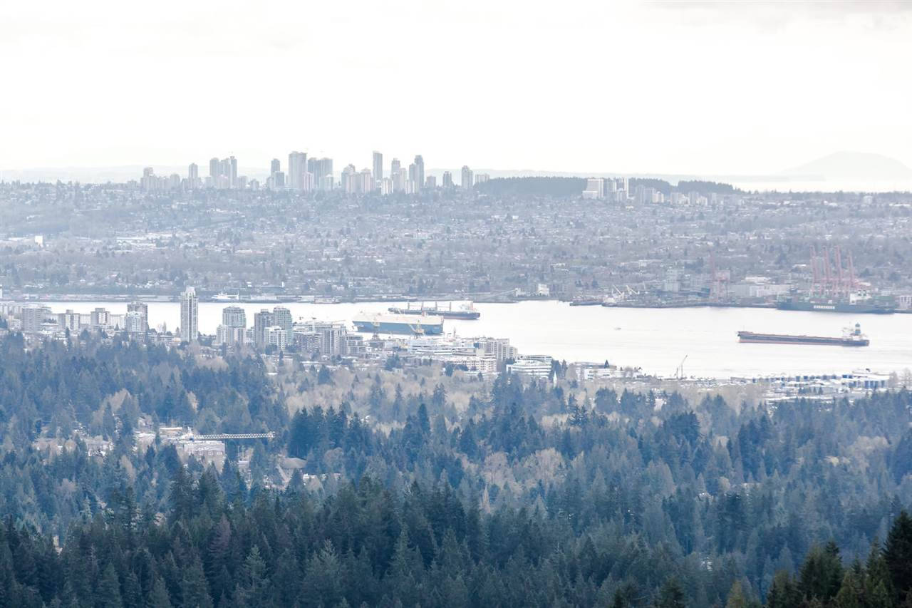 AMAZING VIEWS, over 12,000 sqft property near Ballantree Park & Capilano Lake, in Glenmore, British Properties area. Well kept 2 storey home 3 bedrooms & 3 bathrooms home offering amazing ocean, mountain & city and bridge views. Features over 2,500 sqft, of living space, with large Picture windows in the livingroom, 3 F/P's, dining area overlooking views. All 3 bedrooms incl master w/ensuite, and den, & 2 full bathrooms, are on the same lower level, no bedrooms on the main level, backyard is treed & sloped. Located amongst some multi-million dollar homes & short drive to Park Royal, collingwood, chartwell, & top schools, shops, parks, capilano golf, trails. In a quiet cul-de-suc with nice front yard & privacy. Open House Saturday Oct 7 2-4pm.