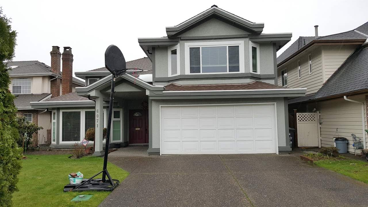 Quiet C-D-S  and fully renovated 3038 sqft house on 5085 sqft south facing lot. 6 good size bedrooms 4 baths (1 bedroom & bath on main floor) in West Richmond no ditch & hanging hydro wires about $200,000 spent on updates: roof, windows, gourmet kitchen with big island, bath, flooring, paint, fenced yard, granite counter tops, appliances electric panel boiler & hot water tank Walk to Blundell Mall minutes drive to Richmond centre.Close to famous Jessie Wowk / Errington & Richmond Christian elementary & Steveston London High school   Open house 2 - 4 pm Saturday Oct 7