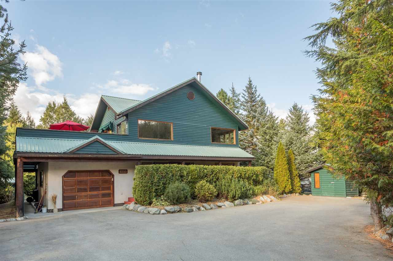 A home in Tapley's Farm, Whistler Cay, was sought after by the original families of Whistler - and it still is today. This home was lovingly hand-built in 1988 by a man who gathered local trade experts together to create his dream home. View the 3D virtual tour at http://bit.ly/6355EasySt   A flexible home offering 3 bedrooms and a 1 bedroom suite, renovated bathroom, new wood blinds, carpets and paint, as well as an extremely large deck with outstanding views of both Whistler and Blackcomb Mountains over the single car garage. There is even a custom river rock fireplace where the stones were hand picked from the local river beds.  Situated on a large 11,494 sf lot with the potential to expand to a 4,000 sf home.  Immediately next to Myrtle Philip Elementary School, a short bike ride from Rainbow Lake Park and Whistler Village.  This is the perfect place to raise your Whistler family or as a second home to create your own Whistler memories. Call today!