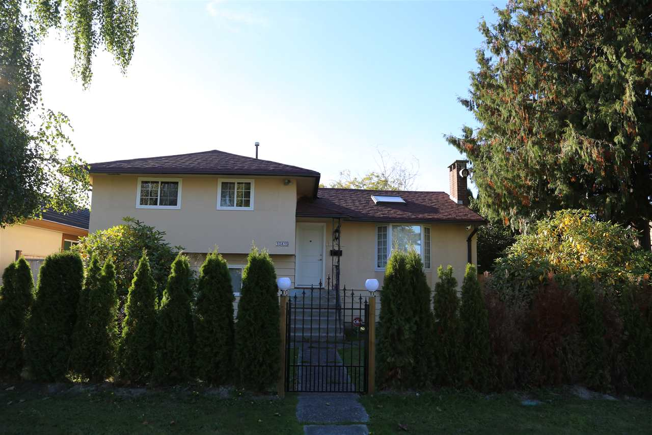 Richmond McNair, solid 3 level split street, live in or build your dream home! 66' x 106' lot with west back lane, RE1  zoning, possible to build up to 700 sq ft nowadays high demand coach house, 2,155 sq ft living space, total 5 bedrooms, 2 full bathrooms, large sundeck in backyard for summer activities. Kidd Elementary and McNair Secondary, French Immersion Whiteside Elementary. Newly renovated, new roof, new appliances.two bedroom suite rented 1200/month,Open House Sunday 2-4pm OCt 15