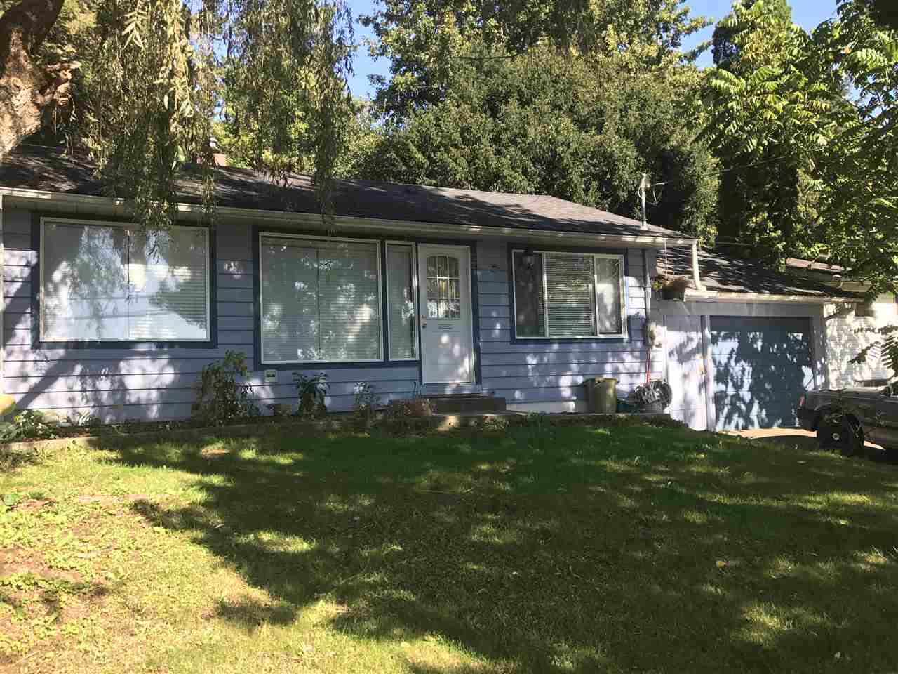 First time buyer or investor alert!!!!!!Great starter home. Your chance to get into the market. Also a great potential to build up your rental portfolio. Good lay out 2 bedroom up and 2 bedroom down, with an additional rec-room in the basement. Good size fenced backyard. Private garage along with an additional workshop. Hurry wont last long...........Open House  Saturday and Sunday .2:00 to 4:00 Pm .SOLD...