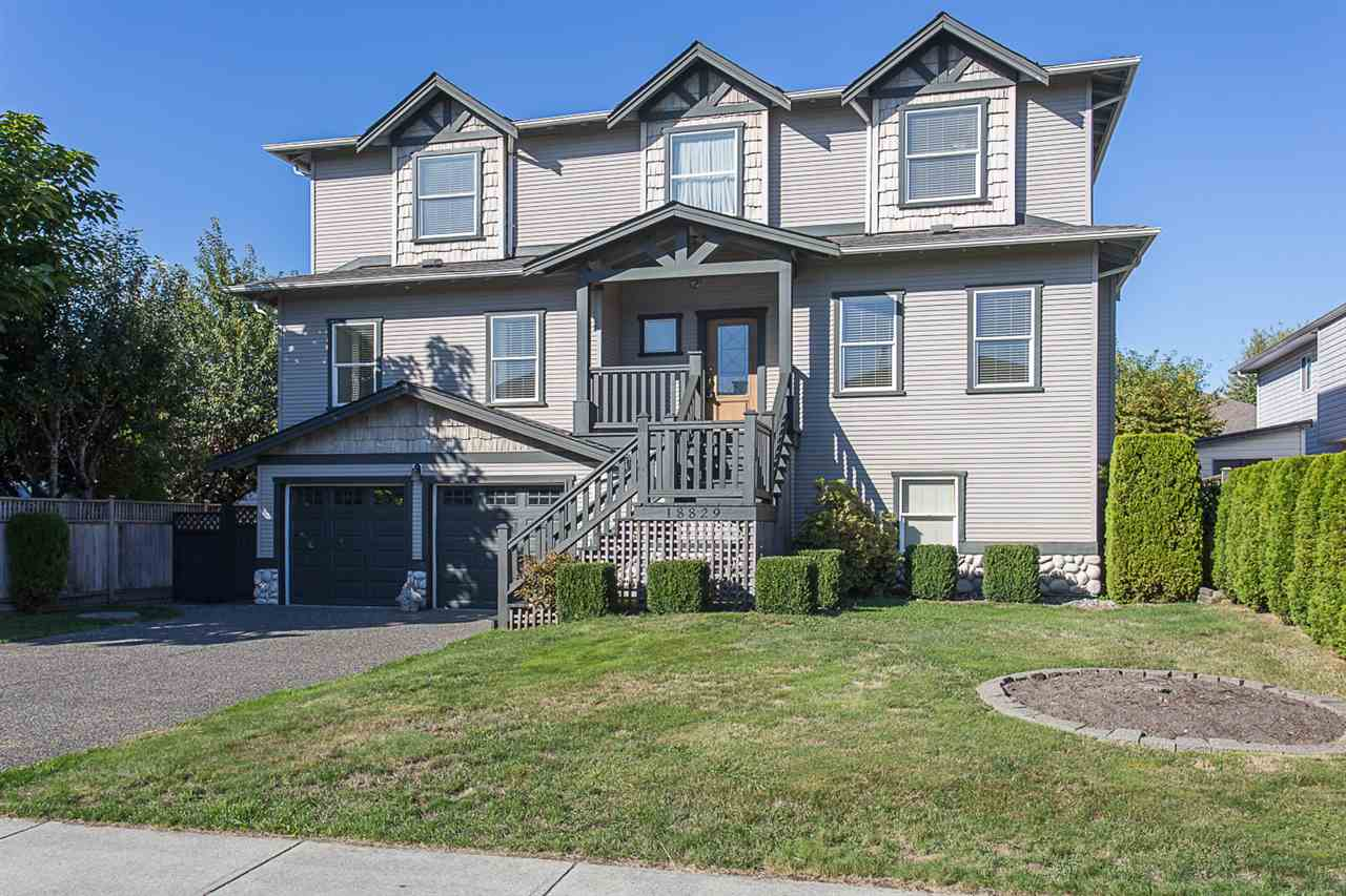 Absolutely breathtaking custom home in highly sought-after Pitt Meadows neighbourhood. This beautiful 6bd 4bth home boasts a more than 7,200 ft2 lot & over 4,000 ft2 of living space. Roof done & less than 1 year old. Fresh paint throughout & so well maintained. You'll enjoy the comfort of radiant in floor heating & the convenience of 2 kitchens. Close to schools, parks, shopping, recreation & public transportation including the West Coast Express which is roughly a 10min walk from your doorstep. Call now, don't miss out on this opportunity.