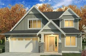 NEW @ WEBSTERS CROSSING! Coming in Spring 2018, this 3722 sq ft home is the place you'll want to call home. Featuring a large MASTER ON THE MAIN FLOOR w/ full 5 piece ensuite and walk in closet. Open concept kitchen w/ quartz counters, soft close cabinets, and SS appliances. Large inviting great room with natural gas fireplace and coffered ceilings. 3 bdrms upstairs w/ a full bathroom. FULL BSMT W/ SEPARATE ENTRY awaiting your finishing touches and ideas! Fenced landscaped backyard, double car garage w/ full driveway. Walk to schools, parks, & the river!Two designer color schemes to choose from- call for more details and floorplans.