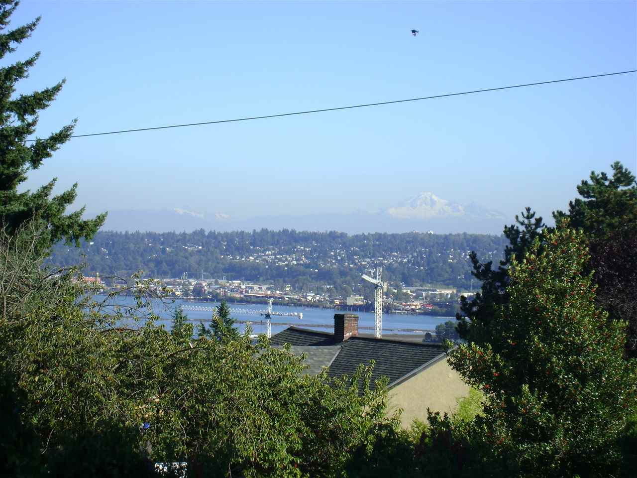 """Great Lot in Great Location! Lot 59.13 x 110"""".  Panoramic Fraser River, Mountain and Bridge Views! With the newly adopted Official Community Plan a """"Laneway House"""" and/or a """"Secondary Suite"""" are possible. Buyer to confirm Building Bylaws with the City of New Westminster. Near great shopping, parks, recreation and schools."""