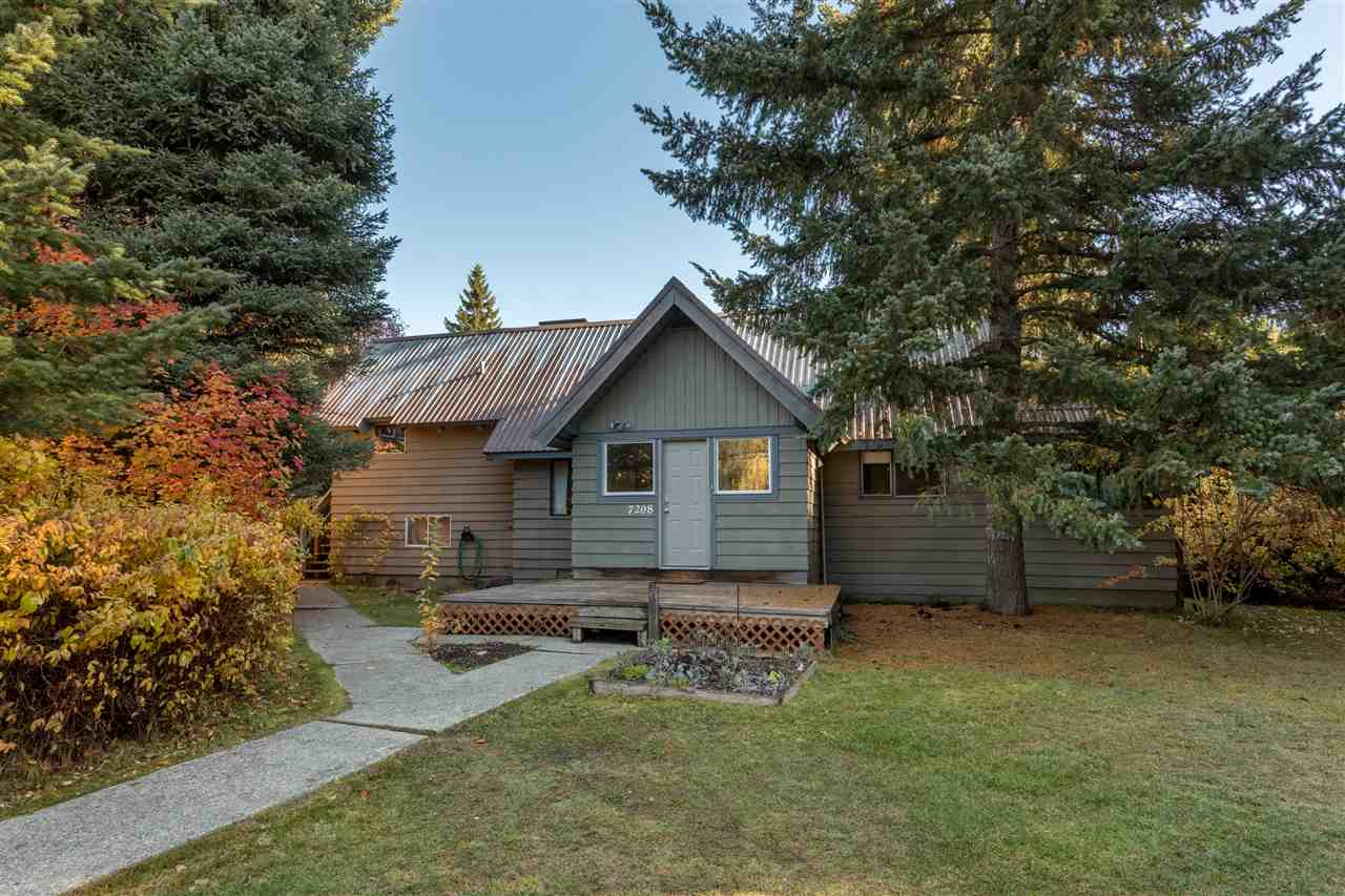 Welcome to White Gold; walking distance to the village, ski lifts, Lost Lake etc. Driving through White Gold you will notice that there are many single family homes under construction. The neighborhood is in transformation. Perhaps the most sun drenched lot in White Gold, current property is ideal for a contractor, builder or investor looking to be in this neighborhood. This home has a one bedroom suite, plus the main house. Flat lot, close to Nesters shopping, and Fitzsimmons Creek is seconds away for a scenic walk into the village. Easy to show.
