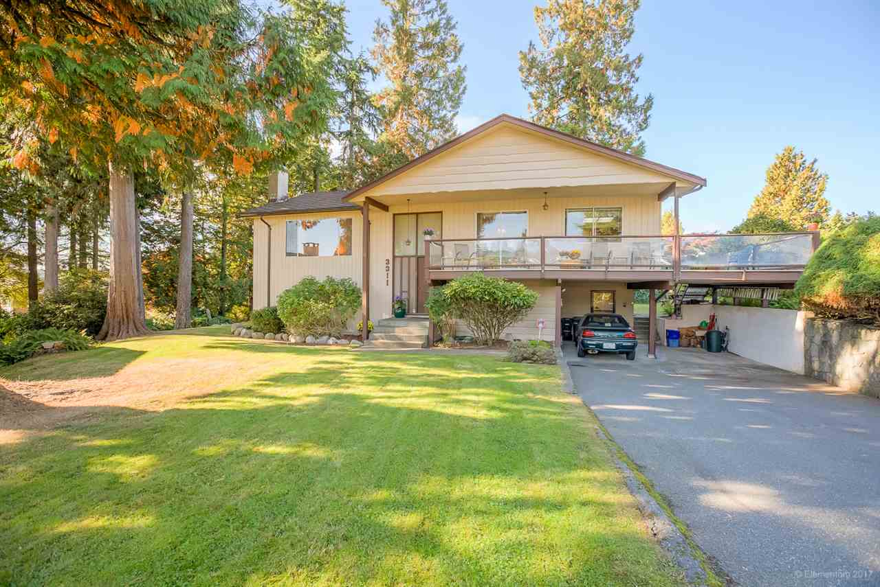 Open House SUNDAY Nov 19th @ 2-4pm. Come view this lovingly maintained original owner family home! This 2,826 sqft 5 bedrm 3 bathrm family home situated on a massive 15,178 sqft lot in a desirable cul-du-sac is located is located in the sought after Government Rd neighborhood. Spacious flrplan w/3 lrg bedrms on mainflr. Living rm is cozy & bright w/lrg window & wood f/p. Formal dining area w/sliders to wrap-around deck. Functional & bright kit w/eating area & access to sunny deck. Masterbedrm has 2 pce ensuite & walk-in closet. Ground-level downstairs is spectacular w/huge family & rec rm w/wood f/p & sliders to walk-out Soutwest facing patio, 2 large bedrms, a 4 pce bathrm & oversized mudrm/laundry area off double carport. Private & park-like landscaped yard is amazing. SEE VIDEO !