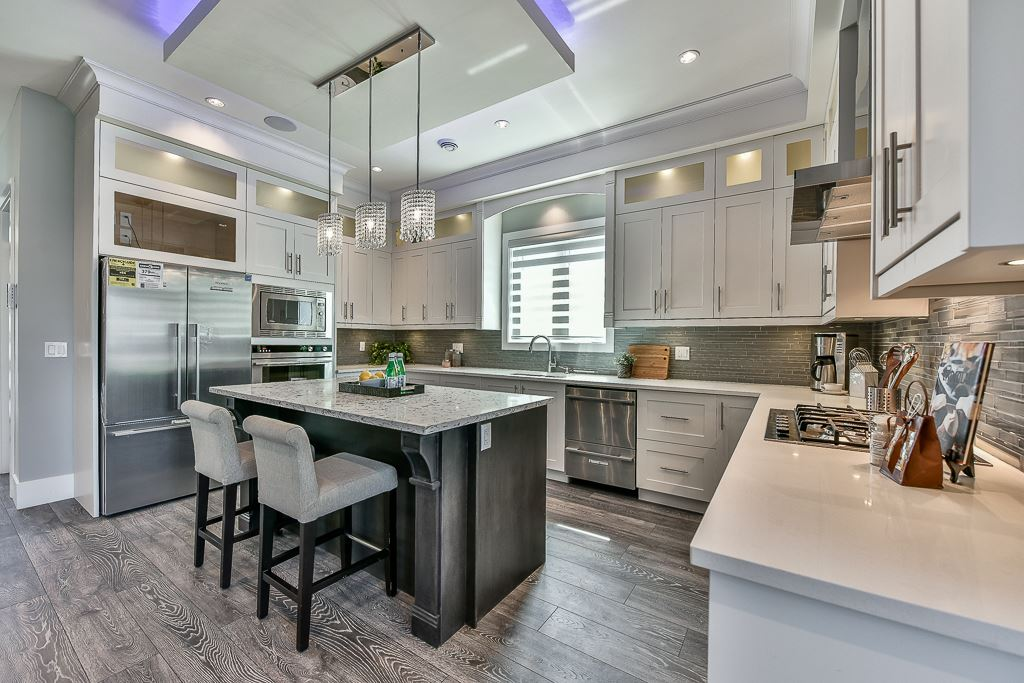 Open House Nov 11th & 12th 2-4pm. BRAND NEW HOUSE 2017 Elegance sets this home apart steps to the beach from anything else in Tsawwassen. Open Concept Living Room that extends throughout main floor. Custom Roof Top Deck (Approx 549 sq ft) you will enjoy the partial views of the ocean and Mt. Baker. This home was created to entertain. If offers a beautiful large kitchen with high end stainless steel appliances & quartz countertops. Park your vehicles in the large double garage 21'0 x 19'6. Large Decks on all floors to enjoy the beach lifestyle with beautiful patios and balconies. Very Rare a find a Brand New Home Built in this area. Security system throughout the home & Garage. Open House Nov 11th & 12th 2-4pm.