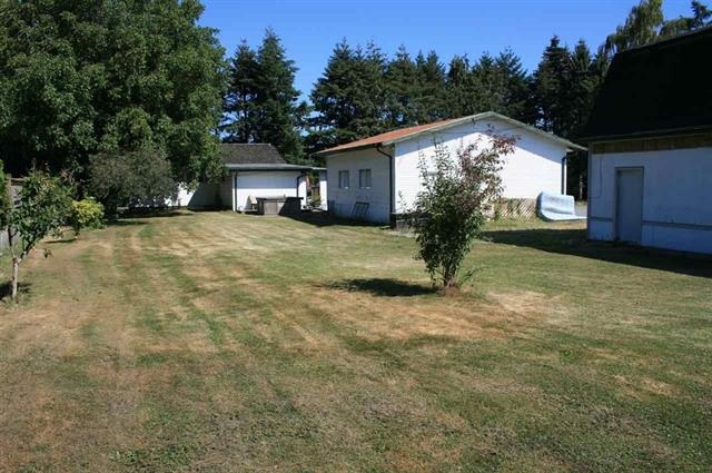 Fantastic 2.5 acres in the heart of Greendale. 3 bedroom rancher plus several out buildings. 40'40' shop, 50;x28'shop for machinery toys etc. 32'x28' shop with loft! games room with wet bar. Plus 28'x27' garage/shop. Great location in the country with quick freeway access. Bring your animals, toys and business. Build your dream home. Choices plus