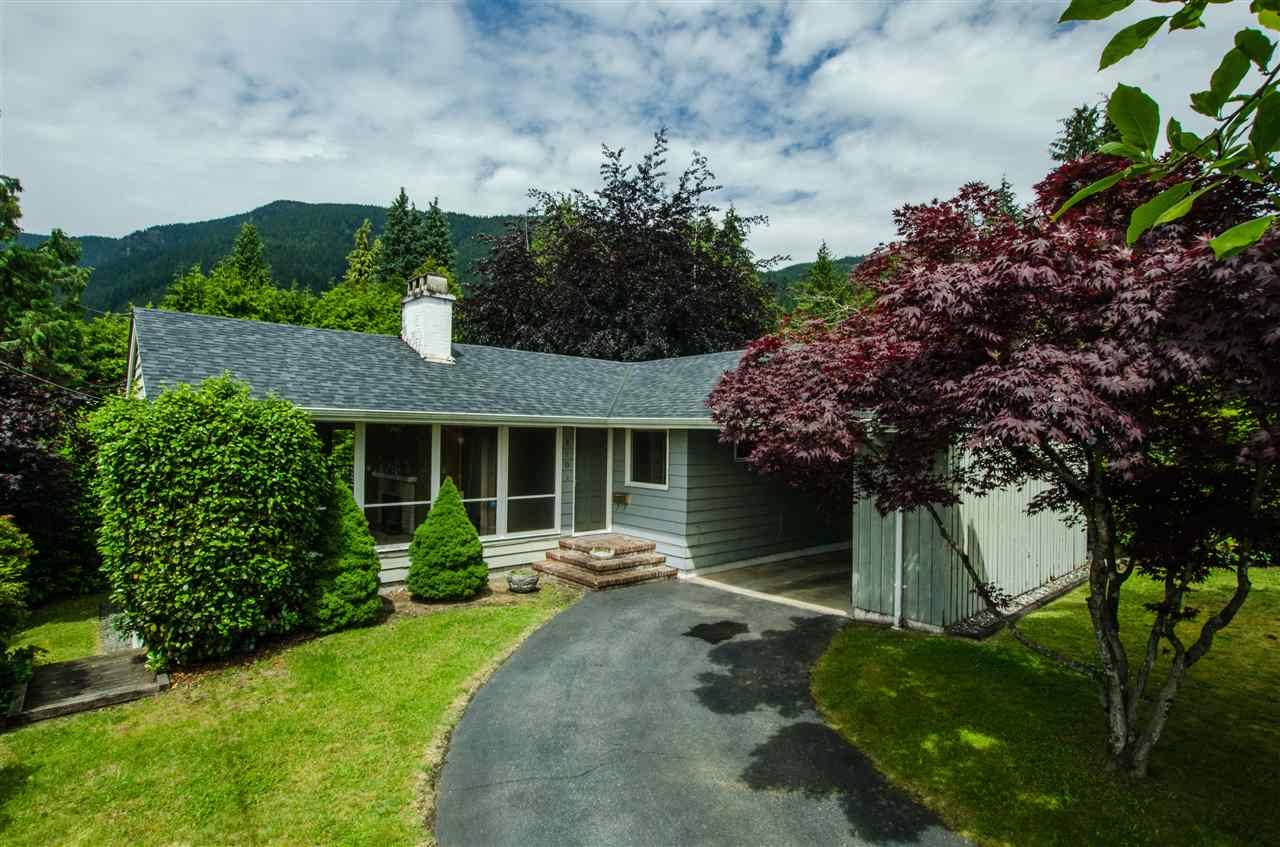 Builders Alert! Hot New Price: $1,850,000! Value in the land but home in completely liveable condition. Great opportunity to get into sought after Canyon Heights area and build a dream home. This cozy 5 bedroom 2,300 sq.ft. house sits on a sunny 8,700 sq.ft. flat corner lot with fantastic SOUTH-WESTERN VIEWS. Main floor features master bedroom with en-suite plus 2 additional bedrooms, living and dining area that leads to fenced backyard with tree house and outdoor entertaining area. Downstairs has 2 beds/1 bath with suite potential! New carpet, light fixtures, paint. 5-10 minute walk to Canyon Heights Elementary and Handsworth Secondary. Close to shops, local mountains and bus routes. Open Saturday November 18th 2-4pm