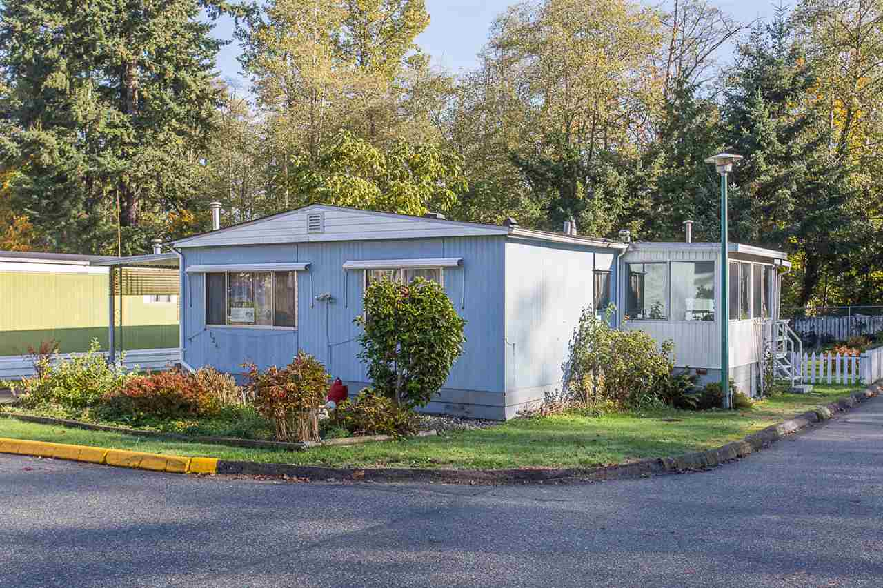DOUBLE WIDE MANUFACTURED HOME IN A SPECTACULAR LOCATION IN CRISPEN BAYS! Original owner says it's time to move on. Over 1,100 square feet, 3 bedroom 1 and a half baths. Gas fireplace, laundry room, two storage sheds, lots of room for a growing family. This has to be in one of the best locations in the park! Huge backyard, if you love gardening this yard is for you. Crispen Bays is located within walking distance to shopping and other great amenities. Super close to the back gate which allows the children access to the schools, very close. Small pets are allowed and there is no rental restriction in this community, however, most owners are living in the community. Friendly family park. Check it out!