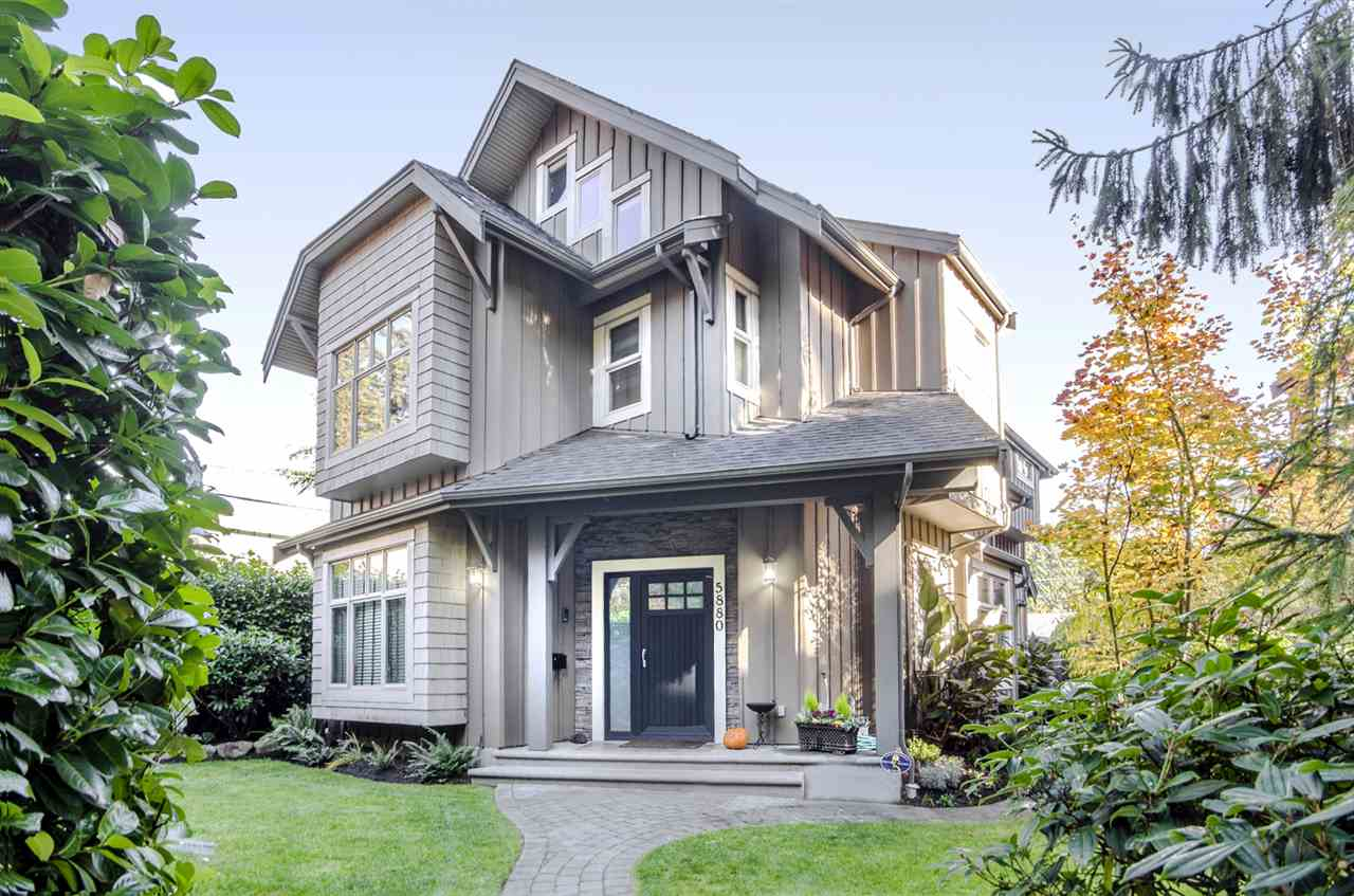 Situated on the edge of the University of British Columbia's endowment lands, directly across from Musqeam Park and steps to Pacific Spirit Park. This 4 bedroom 4 bathroom home features over-height ceilings on all levels. The GREAT ROOM features an open kitchen, spacious dining area and a spacious family room with custom built-ins and a collapsible window wall allowing for open/easy access to the back yard.  4 spacious bedrooms with 3 Full bathrooms & 2 Powder rooms. Separate 2 car garage with ample storage. 54? frontage x 122/133? depth x 22? rear width.  OPEN - Nov 18th 2-4pm.