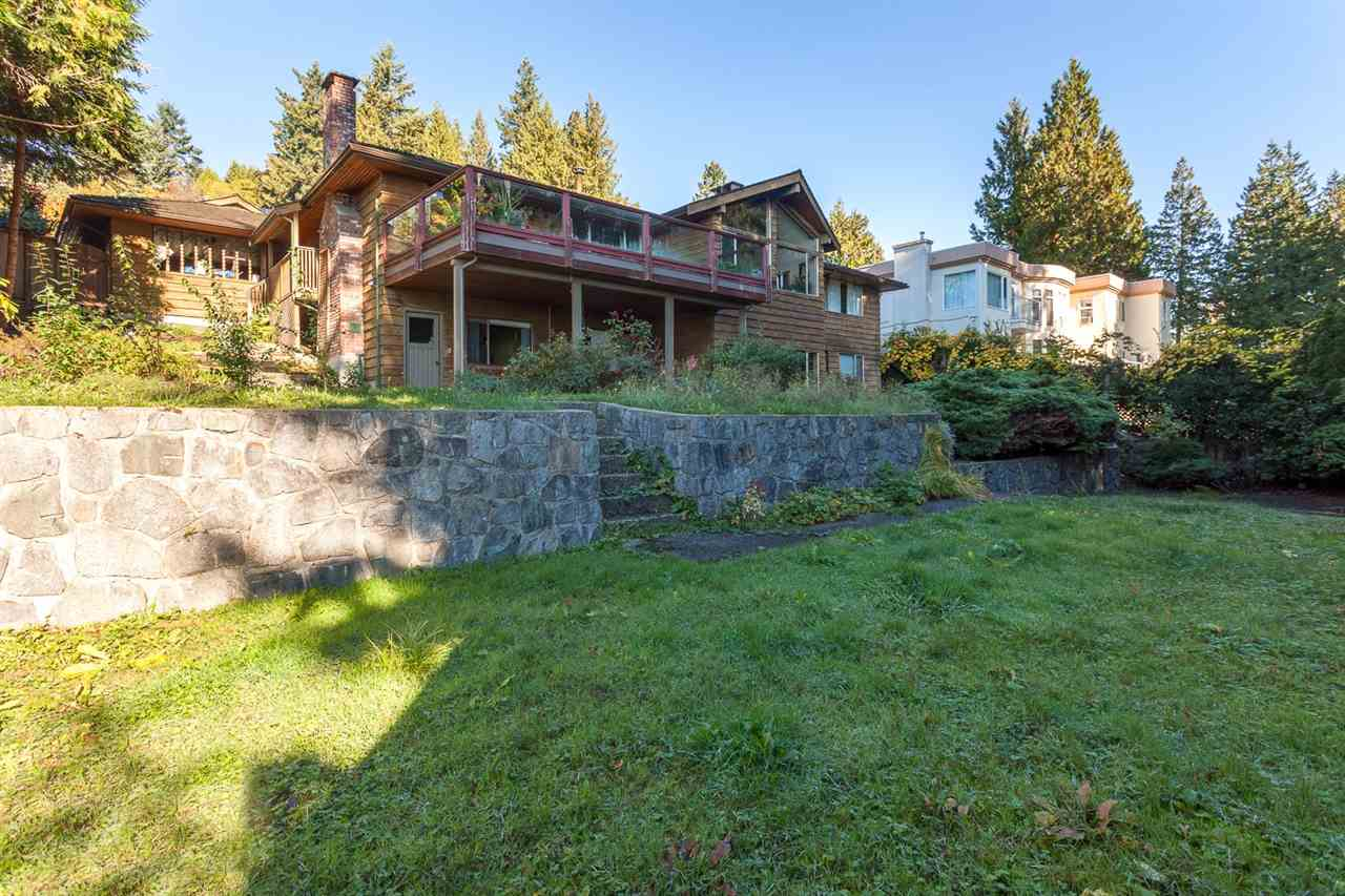 Situated in one of the most prestigious and sought-after neighborhood of Westhill/British Properties, this well-maintained lovely 2 level family home features 5 beds and 3 baths with 3746 SF of living space & sitting on a 14560 SF lot. Beautiful ocean view from UBC to Vancouver Island. Top ranking Mulgrave school & Collingwood School are nearby. Excellent location close to rec center, shopping, seawall & parks. A great opportunity to hold or build a dream home.