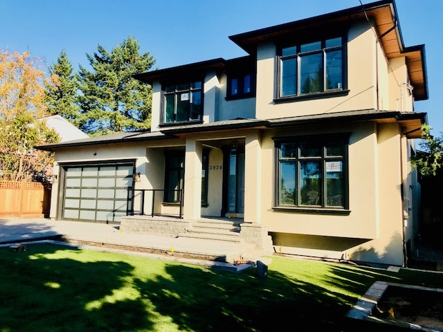 Brand new 5032 sqft 8 bedrm 7 bathm luxury residence w/smart home technology in sought-after Government Rd. Nestled on a quiet cul-du-sac & designed w/casual elegance, a modern touch & low maintenace in mind. Massive main flr features a lrg dining area, private office, living rm, main flr bedrm w/ensuite, mudrm & adjoining WOK kit, all surrounding a gourmet kit w/stunning island open to a bright great rm w/skylights, built-ins & french doors connecting to a covered sundeck looking east to the fenced hedged backyard. Upstairs are 4 lrg bedrms, 3 bathrms & a laundry rm. Inviting master w/spa-like 5 pc ensuite. Bsmt boasts a media rm, rec rm w/wetbar, 6th bedrm & 2 bedrm legal suite. Go to Realtors website for feature list!