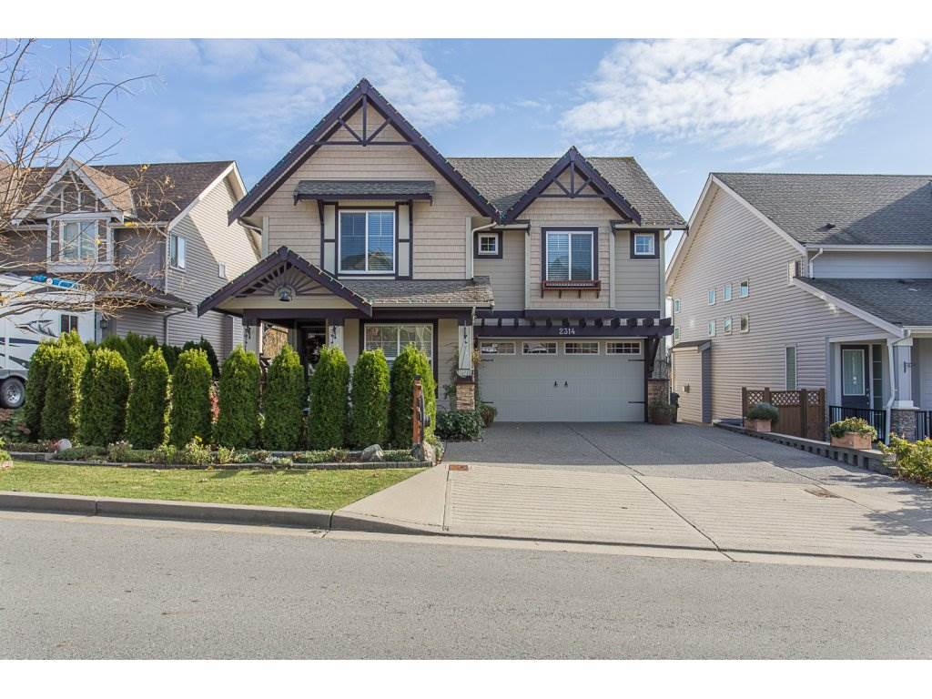 Home Sweet Home!!! Immaculate custom home in Pepin Brook Vineyard Estate. Fully finished walkout basement onto a flat fully fenced private backyard. Upgrades include new kitchen cabinets, granite counter tops, walk-in closet, hot tub, fire pit, superior hardwood flooring through out, A/C heat pump, I/G sprinkler system, glass covered deck, parking for RV, aggregate patio, fully landscaped, cedar gazebo, child's playhouse, dog run, security system, deluxe s/s gas range & refrigerator, marble back splash, designer neutral colour paint and drapes, custom wood fireplace face and much much more. Basement is fully finished with a separate entry. Hwy access, schools, shopping and amenities nearby. Book your private showing today...