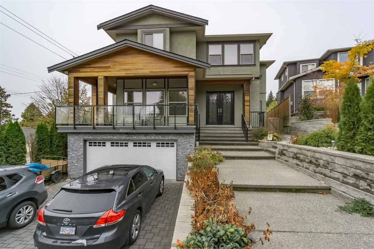 Contemporary 6 Bedroom & 6 Bathroom home in South Slope radiates quality in every aspect. The main floor has a grand foyer with 10 ft ceilings, an open layout with a chef?s dream kitchen, floor to ceiling cabinets, quartz counters, High end Bosch S/S appliances and a huge wok kitchen. The fenced backyard is great for entertaining with a massive deck with an inline gas firepit. Master Bedroom has a beautiful ensuite with a jetted bathtub, rainfall steam shower with body jets.  Basement has a media room and a 2 bedroom suite with separate entrance. Fully loaded with A/C, HRV, radiant heat, engineered hardwood, central vacuum system, alarm system, oversized windows and much more. Short drive to Metrotown, Crystal Mall, Market Crossing, Riverway Golf Course, Parks, Schools, transit & more!