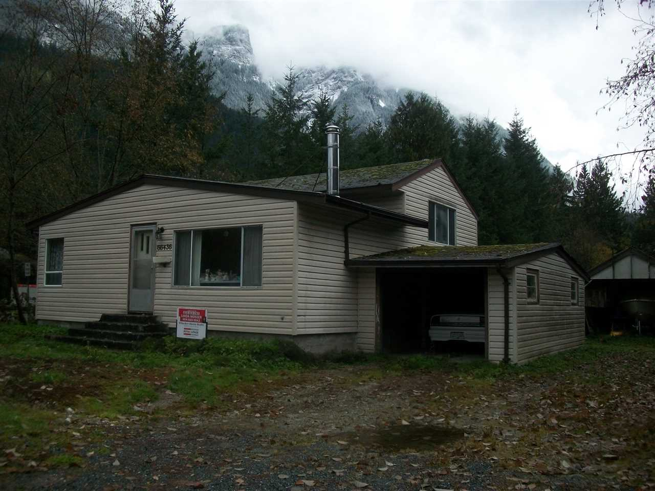 Dreams can come true! Amazing opportunity to own your own lakeside home. Located across the street and just steps from boat launch access to beautiful Kawkawa Lake. Perfect summer time or weekend getaway or full time residence. Only minutes to recreation, Othello Tunnels, fishing, kayaking, boating, water sports, golf, hiking and downtown Hope. Spacious split level, 3 bedroom family home on .47 of an acre awaits your touch. Beautiful private lot with plenty of room for all your recreational toys. Gardeners paradise. Natural surroundings, mountain views and the sound of running creeks to enjoy. This property offers you so much. Great location and a great value!
