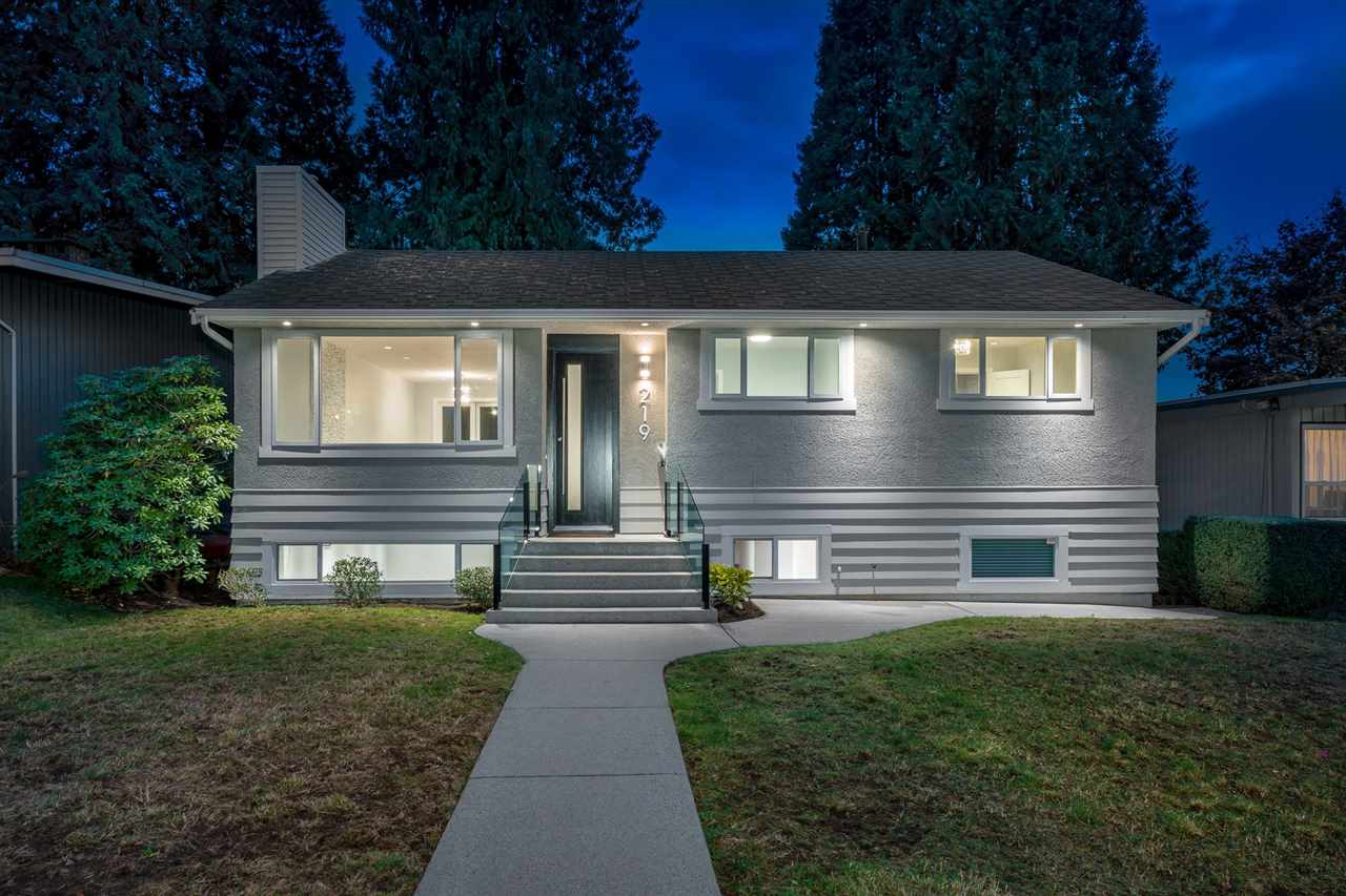 Come home to this CHARMING south-west facing home situated on a quiet street in North Vancouver's desirable neighborhood,Upper Lonsdale. This STUNNING 2017 renovation offers over 2,000 Sq. Ft of living space + a FUTURE coach house development opportunity for an additional 1,000 Sq. Ft. A whole host of interior updates include: shaker kitchen cabinets, stainless steel LG appliances, wine fridge, quartz counter tops, & engineered wide plank oak hardwood flooring. Also enjoy two gas fireplaces, a his & hers walk in closet, recreation room up and down laundry room. Did we mention EASY Access to the highway? This is an outstanding location within minutes to shopping & transportation. Do not miss out on this opportunity! Call listing agent for details Open December 9-10, 2-4 PM