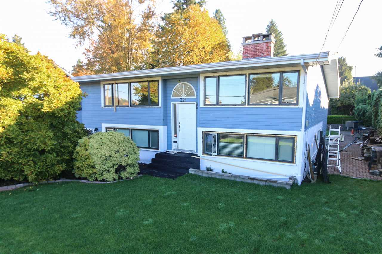 Highty Sought After, Quiet Central Coquitlam Location! View this 4 Bed 2 Bath., 2160 sq.ft. Family Home. on a 7986 sq.ft. fenced, level lot with a back lane. The Main floor boasts a functional layout that has both character & style. A Large M. Bed. w/ walk in closet & ensuite, an inviting Living room, and a unique Kitchen with an island that overlooks the private backyard. Downstairs. has a comfy Rec. Room and could accommodate a in-law suite. With a couple of outside projects to be finished, this home could be prefect. Other Feature inc. Newer Windows, Driveway & Drain-tile. Walk to all levels of Schools. Minutes to Shopping, Mundy Park. Poirier Rec. Centre, & Skytrain. Ready To Show, Anytime.
