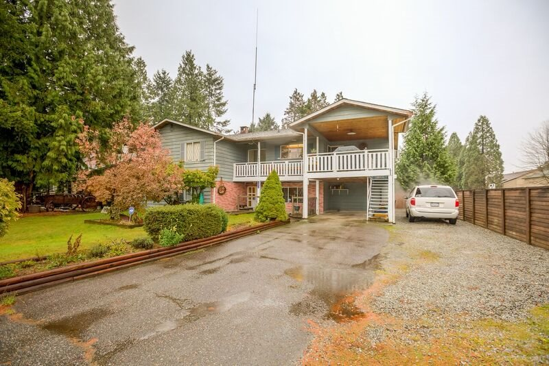 Builders/Investors.... Great investment opportunity! This large family home on a huge corner lot in a fantastic family neighbourhood in Pitt Meadows has lots of possibilities! With 6 bedrooms and three bathrooms there is loads of space ! With three bedrooms up and three bedrooms down it is ideal for the extended family. Recent updates include newer roof, fence, back deck hot water tank and new flooring on the main level. This huge fully fenced yard is great for kids and pets. Great property to build a duplex or potentially subdivide in two lots ... this area has many new homes being built. Close to shopping, transit , West Coast Coast Express, Davie Jones Elementary, parks and so much more!