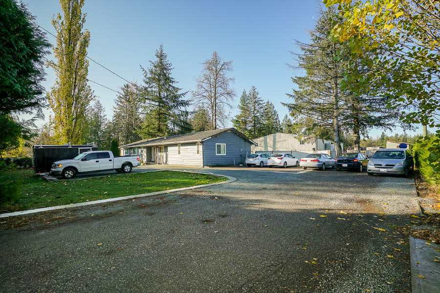 Flat 10 Acres Blueberry far Elliot variety, good production in a prime location in Abbotsford with a house. Main floor has a living room, Kitchen, two bedrooms and two bathrooms. Lot's of parking. A two year old 8,400 sq ft insulated metal shop with three bays. Near hwy 1 and high street mall. Don't miss out on this chance!! Call now for your private tour!!