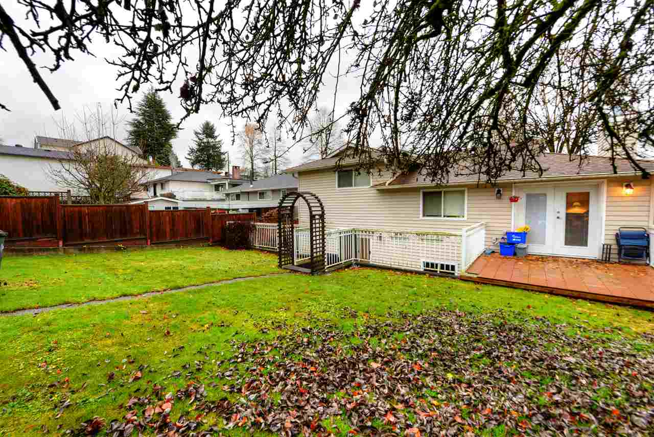Come and see this well maintained home. Willingdon heights. Big Lot Size. Approximately 8 years old roof. Move in ready.