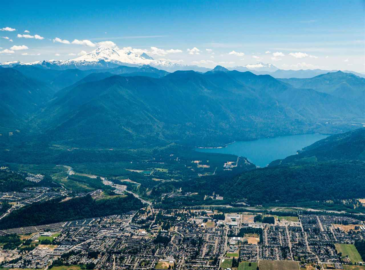 Resort Lifestyle! Nestled in the mountains just off Cultus Lake, Aquadel Crossing is the new home of a master planned community featuring high end finishes and plans. This 2 Storey home offers main floor living at its finest and has been designed with comfort and luxury in mind. This spacious open floor plan showcases large windows, soaring ceilings, gourmet kitchen and an impressive master on main with walk in closet and en-suite. This plan also features a 2nd floor loft, additional bedrooms, double car garage and covered deck. This home not only has an abundance of natural light but a great room with 20ft ceilings and a covered patio equipped with natural gas for the entertainers. Be sure to check out the drone video!!