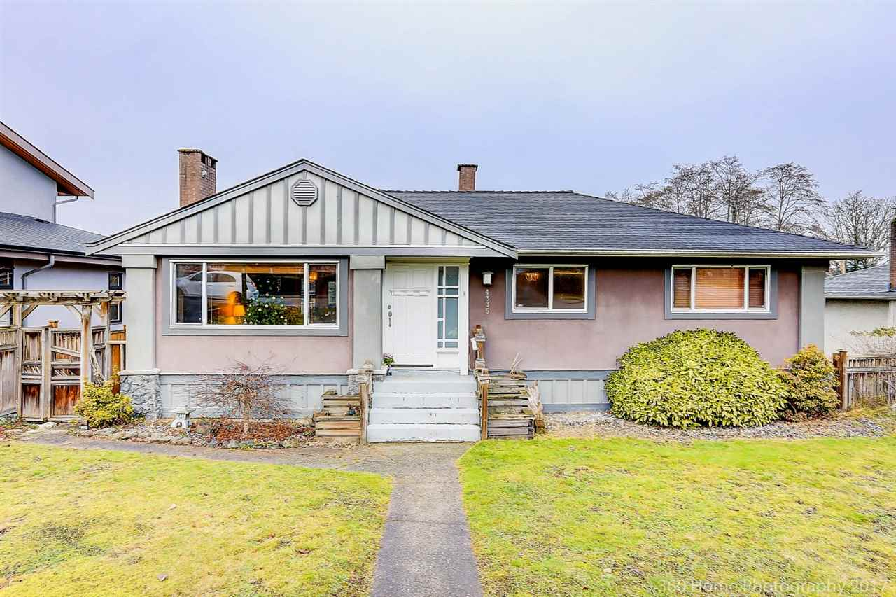 Great location. Mins away from Metrotown, BCIT, Burnaby Hospital. Fantastic view looking at North Shore Mountains. Spacious 5 bedrooms & 2 baths. 61' x 110' size lot comes with well designed architectural drawing for future construction need.
