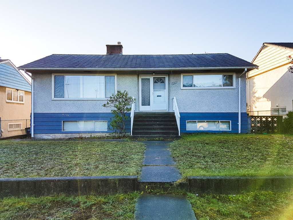 Solid 50's house on a 52' x 118' level lot with south rear yard exposure. House is partially updated. Basement has separate entrance. Double garage with lane access. Steps to Highgate shopping mall, parks, library, Edmonds community centre.