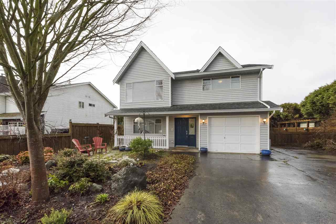 WOW! What a fabulous 4 bedroom 3 Bathroom family residence in the heart of Ladner within close walking distance to shopping, schools, and quick access to Highway 17. This two level home features a completely renovated kitchen, a downstairs in-law suite with separate entrance, a newly finished sundeck and additional side-yard parking for a boat, trailer or RV! The total living offers 2,230 sq.ft. with 3 Full washrooms including a master ensuite. This is the perfect place to raise a family and put down roots in Ladner. Call and book your private appointment today!