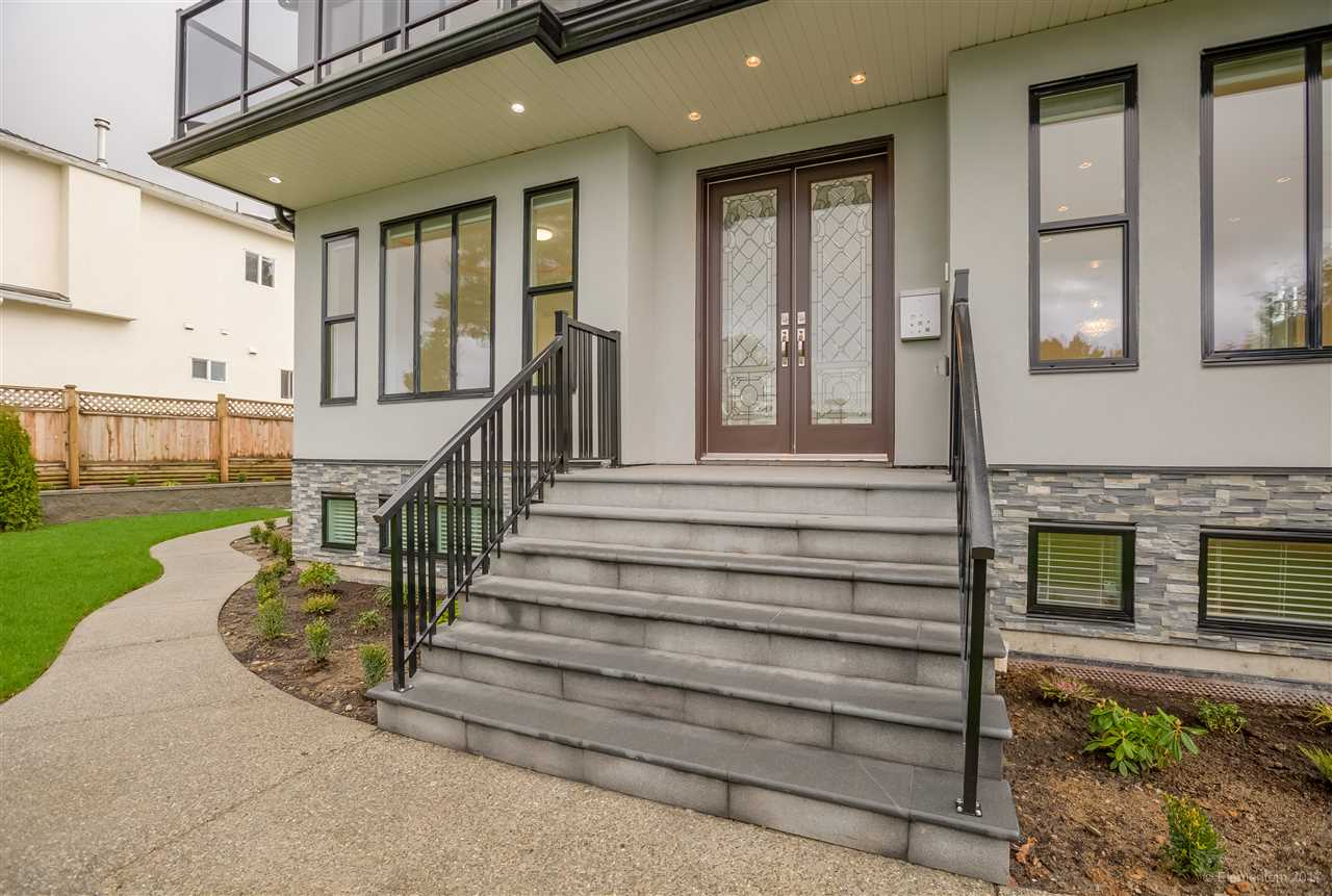 NEW HOME!! NEVER LIVED IN. CENTRAL LOCATION, easy access to highways, public transit, BCIT, Bby General Hospital, Brentwood Mall, Metrotown, short drive Dwntwn, less than 30 min transit. 4,000sqft FAMILY HOME constructed with TOP QUALITY MATERIALS (keeps it quiet) and has a well thought out plan that has LARGE ROOMS including 3 KITCHENS, 8 BDRMS, 7 BATHS, 6 full/1 2pc (3 are ensuite), AIR CONDITIONING, RADIANT HOT WATER HEAT, SECURITY SYS, 2 BDRM LEGAL SUITE with private entrance and more potential on the lower floor. North Shore Mntn Views, South facing quiet private patios and decks. Lane access with secure parking. This home is perfect for student rentals from BCIT. 2-5-10 year warranty (120049) in place. PLEASE CALL to book Sat showings. WATCH THE VIRTUAL TOUR. right of listing