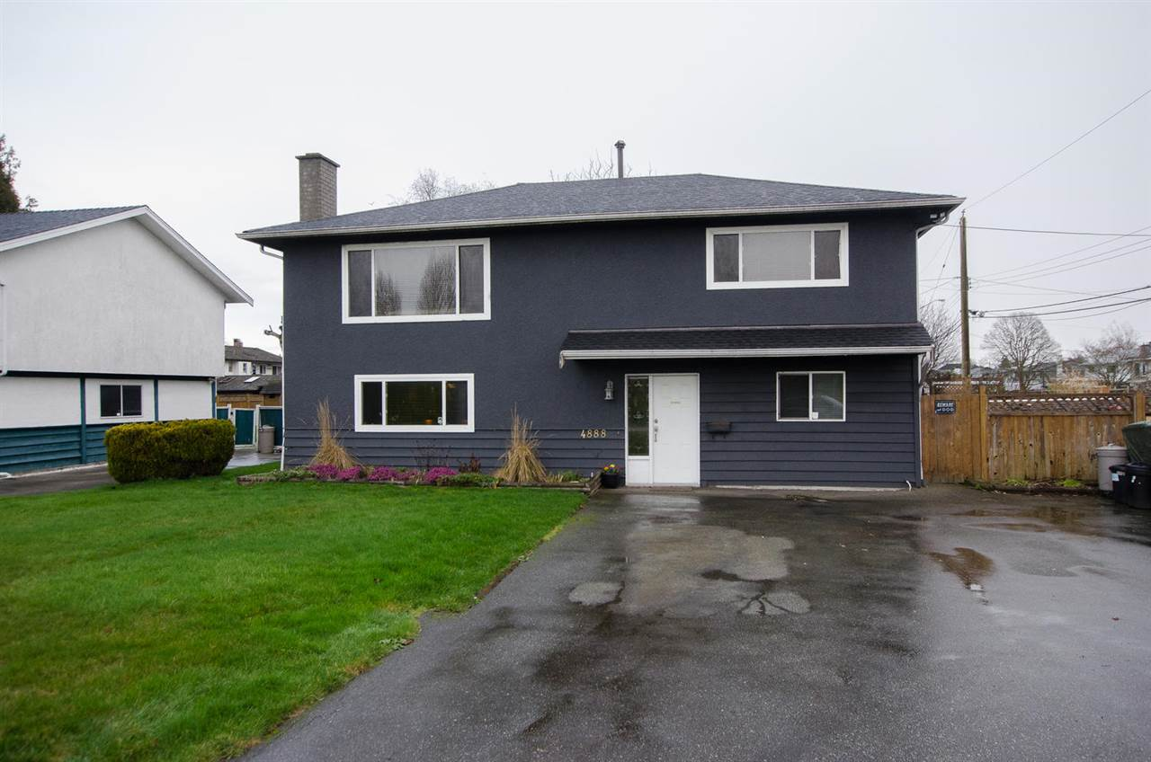 Bright and Spacious 2 level home situated on a large and accessible 7504 SF corner lot. Many mechanical and maintenance updates including double windows, roof, 2 part perimeter drain system, HW tank and furnace. Offering original hardwood floor, huge deck off kitchen and attached shop below with 240 power. Great family home or investment property.