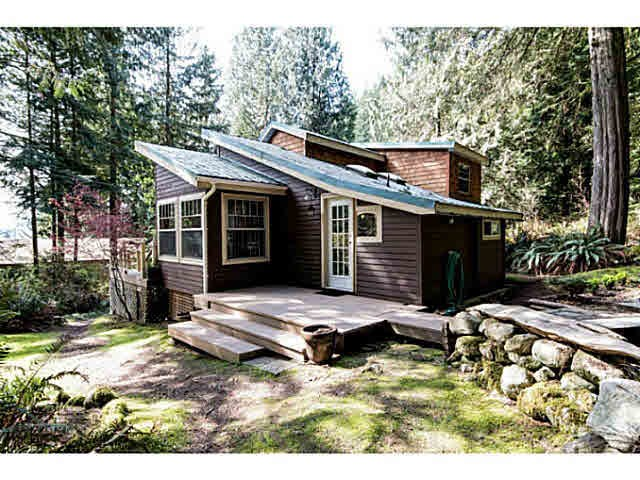 Incredible opportunity to own a detached home, in a storybook setting with a private boat slip for less than a condo! Sound too good to be true? I assure you it is not. You will fall in love with this gorgeous and meticulously maintained cottage, a mere 10-minute boat ride from Deep Cove which has great schools within walking distance from the dock and to all the services you need- from shops and cafes to medical/dental offices and even a great local pharmacy. It's one of 22 dwellings on 30 acres in a boat access only community known as Brighton Beach. This lovely home is very warm and inviting and has nice modern upgrades throughout. It features 2 bedrooms plus loft which can be used as a third bedroom, a wonderful open kitchen, covered deck, wood stove, filtration system, a large shed, wifi, electricity and a new septic system. An opportunity like this is rare. Now is the time to join this water access only community and live the way you have always dreamed of! Bonus- Fantastic boat included in sale price!