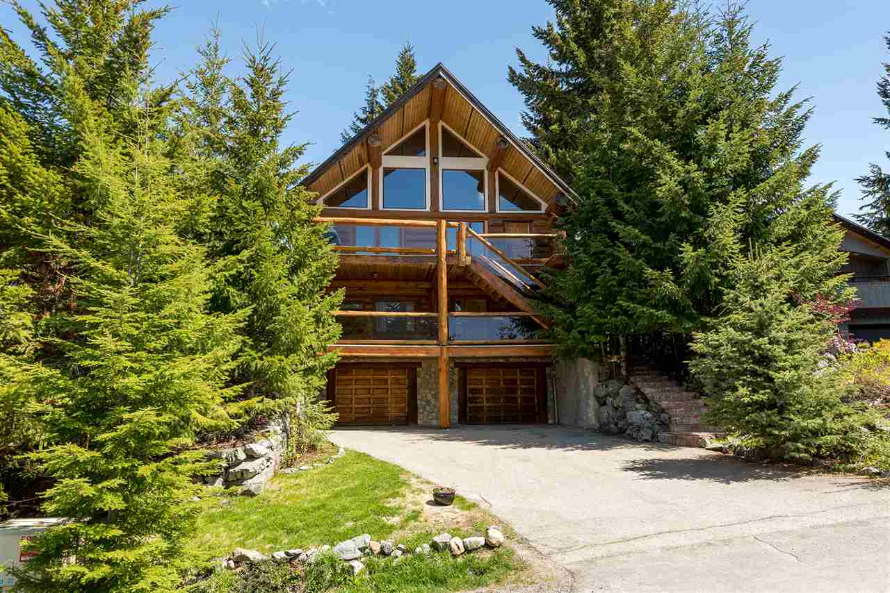 Whistler Cay Heights; a highly sought after and desirable neighbourhood of Whistler is where you will find 6252 Bishop Way. Enjoy being a very short walking distance to Whistler Village where there are numerous shopping, dining & recreation options, as well as proximity to the Valley Trail & local elementary school. This 2 storey log home offers wonderful vaulted ceilings allowing for sun to pour in no matter the time of year! If storage is important to you the 2 car garage will offer you plenty of options to store your recreational toys. Perhaps the most notable feature of this fantastic custom built log home is a lovely suite that can be incorporated into the main house if you need the space or kept as it for a mortgage helper! Call today to make your appointment.
