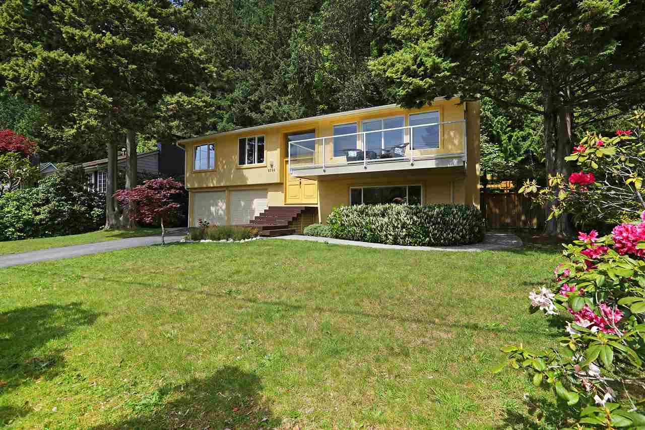 Unbelievable value in West Van?s best family neighbourhood! This tastefully updated home sits on a large sunny property in beautiful Eagle Harbour. Upstairs offers 3 bdrms, 2 bath, kitchen w/ quartz counters & ss appliances, bright open dining/ living room w/ gas fireplace & large windows overlooking views of marina. Lower level offers a large rec room, gas fireplace, bath, laundry room & workshop ? great suite potential. The manicured backyard features multi-level outdoor entertaining spaces in a private park-like setting backing onto the Seaview Trail. This home also boasts a flat driveway, two car garage, updated windows throughout & refinished hardwood floors. Steps to bus, Montessori school, tennis, parks, trails, marinas, golf course, rec centre & beach.