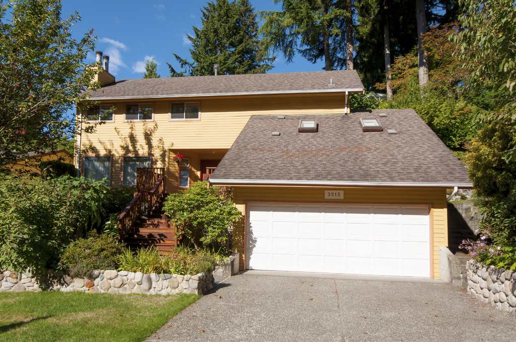 """For more information about this listing, please click the ?View Listing on REALTOR Website? link, or the ?Brochure? button below. If you are on the REALTOR app, please click the """"Multimedia"""" button. Located in the prestigious Edgemont Village area of North Vancouver on a safe and quiet street, this home has raised a loving family and is now ready for the next. Upon entry, you are greeted with a stone woodburning fireplace that exudes warmth and charm. A large, open kitchen boasts stainless steel appliances and lots of space for gatherings of family and friends. The beautifully-landscaped back yard provides endless opportunities to play and entertain and garden. A huge master bedroom includes a private enclave and another wood fireplace. With more than 3,400 square feet of living space, this home offers plenty of room for a family of any size with additional potential for a suite. Investor note:  Owners willing to rent home post-sale."""