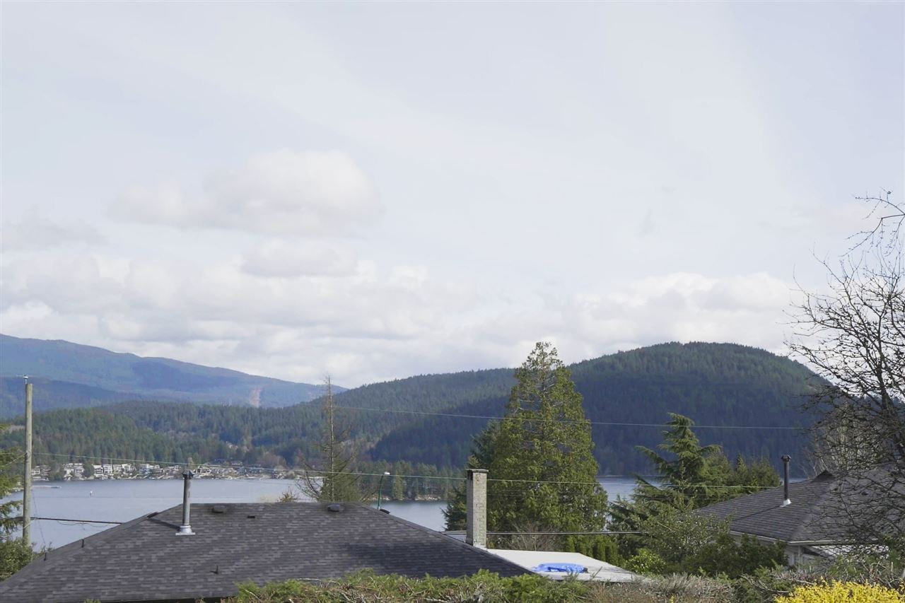 Opportunity in knocking to own a piece of Paradise in desirable Dollarton neighbourhood offering breath-taking ocean views and views of the Indian Arm and Mountains on this gentle sloping lot.  Excellent opportunity to re-model or build your custom dream home.  Located on large fully fenced lot with 8118 square feet, amazing views, incredible location and priced to sell!  Call today before it's too late!