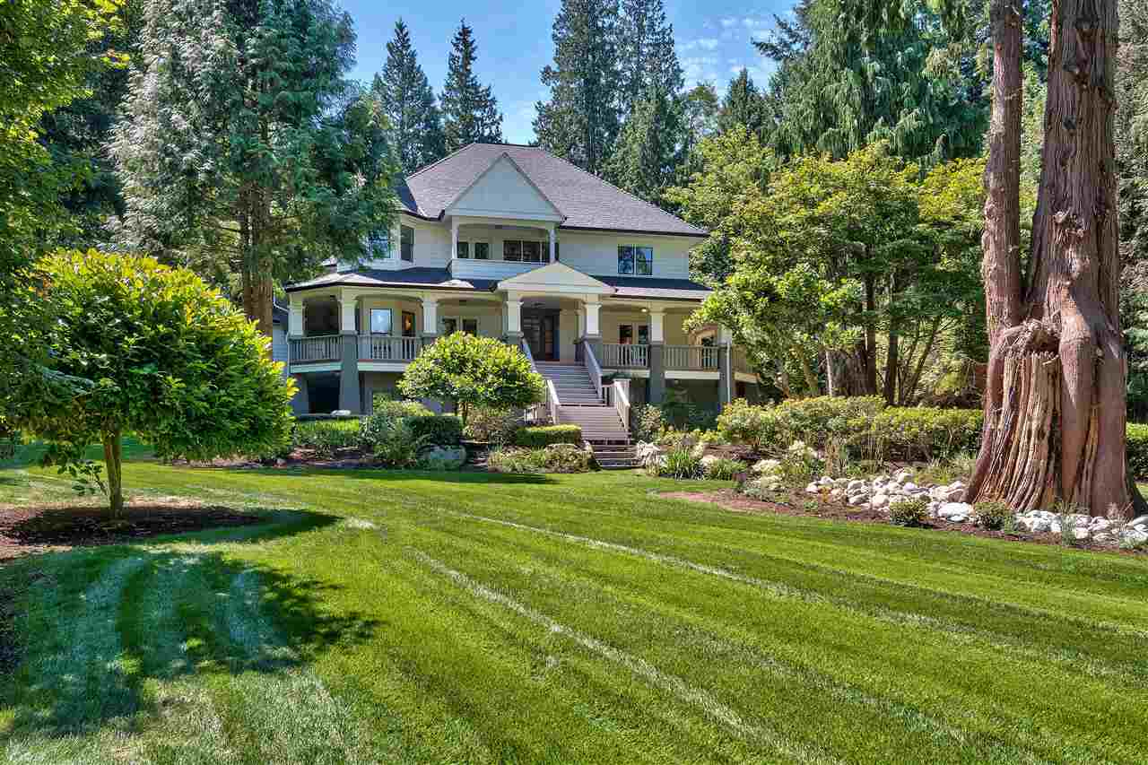 Substantially renovated in 2017, total renovation cost over $800,000. Magnificent Grandview Estate on 58,071 sqft lot. Enjoy sunrises with mountain and valley view. Monumental columns at the entrance, expansive and gracious wrap-around porches stretch the length of the house. Total 6 bedrooms, 5 bedrooms come with their own en-suite, sensational gourmet kitchen & wok kitchen. South facing splendid backyard with private joyful 30'5*20'1 entertainment sundeck and for the golfers in the family. Triple garage and RV parking lot. Minutes to Southridge private school, new rec center, golf courses in Morgan Creek and shopping malls. Public open house on April 28 and April 29  2:00 - 4:00 pm.