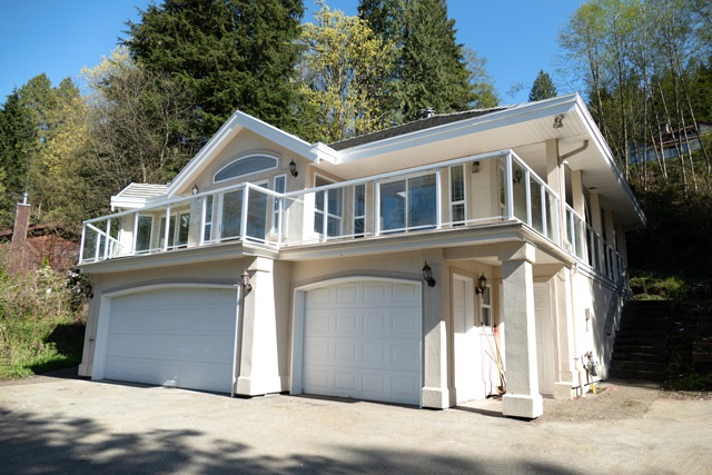 Renovate or Build - NEW PRICE - Estate Sale - Prime OCEANVIEW property on prestigious Marine Ave in Belcarra overlooking the serene waters of Bedwell Bay. Great OPPORTUNITY to Renovate/Expand original 3,245 sq. ft. custom home built in 1997 or BUILD your new DREAM HOME on the 21,256 sq. ft. elevated pedestal view lot. Just steps away from the sparkling water, you will love the scenic vista views and the privacy of this natural setting. Spacious 1,895 sq. ft. main level offers 3 bedrooms with large master suite and oceanview living/dining/kitchen and family rooms all opening onto a large wrap around deck with sensational water views. The lower level includes a grand foyer, 3-car garage and over 900 sq. ft. of storage area ready for your finishing ideas! Call to arrange a private showing!