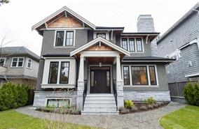 Elegant custom built house in prestige Dunbar area. This South facing home with over 4300 SF of luxury living features spacious living and dining rooms, hardwood floors, Miele appliances, control 4 smart home system, sound system, a/c, built in vacuum system & much more. 4 spacious bedrooms upstairs, all en-suites. Downstairs designed for family entertainment with wet bar & wine display gallery. Home theatre, sauna, steam room, 1 guest bedroom. Close to top school catchment Lord Byng, Q.E elementary, St. George's Private school & UBC. Open House: Saturday May 26 from 2PM-4PM.