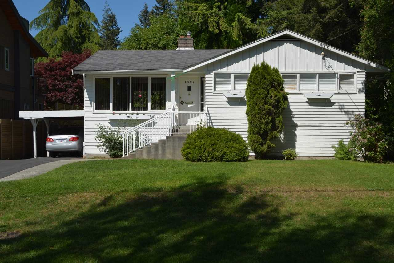 This older 3 bedroom home sits nicely on a large, flat, sunny lot located on a quiet cul-de-sac and just a stroll from Edgemont Village. For many it is the perfect location in a perfect neighbourhood. The home enjoys the added value of being in the desirable Highlands Elementary and Handsworth Secondary school catchments. The well cared for house features original hardwood floors and a recently renovated sturdy deck looking out over the very green, very private back yard. The home could be a revenue property for anyone looking to purchase and hold. Expect this listing, in this highly sought after location to move quickly. Don?t miss it.
