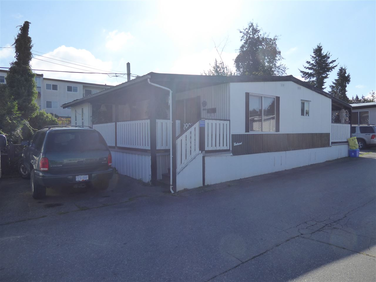 doublewide in Aldergrove park close to everything includes all appliances yes this is affordable living. neat a clean move in ready have your own place for a change take a look at this one