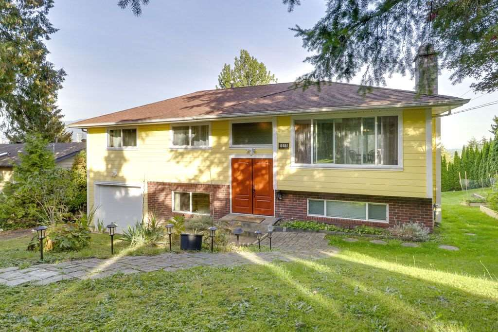 Winning combo of quiet family neighbourhood, beautiful private property on lane & well maintained, updated home. $100,000 in recent reno?s incl. new windows & doors, new lighting, hardi-plank exterior, new kitchen & main floor bath. 60-gallon H/W tank replaced 2015 & newer hi-efficiency furnace. Original oak hardwood floors, big picture window framing front garden, skyline view from dining rm deck. Kitchen features granite, stainless appl., subway tile, white cabinets & recessed pot lights on dimmers. Supersized master can easily revert back to 2 bdrms (sellers have contractor ready). Dream closet w/top of the line wood organizers & master enjoys deck access. Lower lvl easy to suite w/separate entry, shower bath & plumbed for another 2pc bath, bdrm, huge rec rm w/fireplace. Driveway runs right through from front to back lane & green thumbs will love the opportunities which come w/the beautiful backyard. Excellent schools & close to transit.