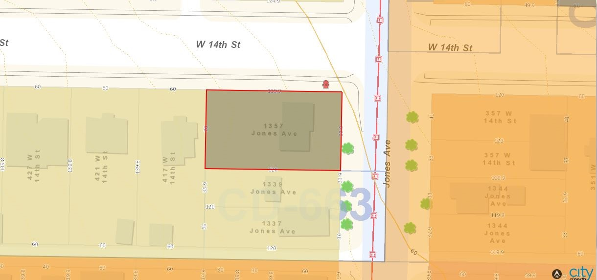 Bright, updated 3 BR 2 Bth split with subdivision potential into 2X35'X120' lots @4,200 sq ft each. Please do not disturb tenant. Assessed for 2019 at $1,982,000