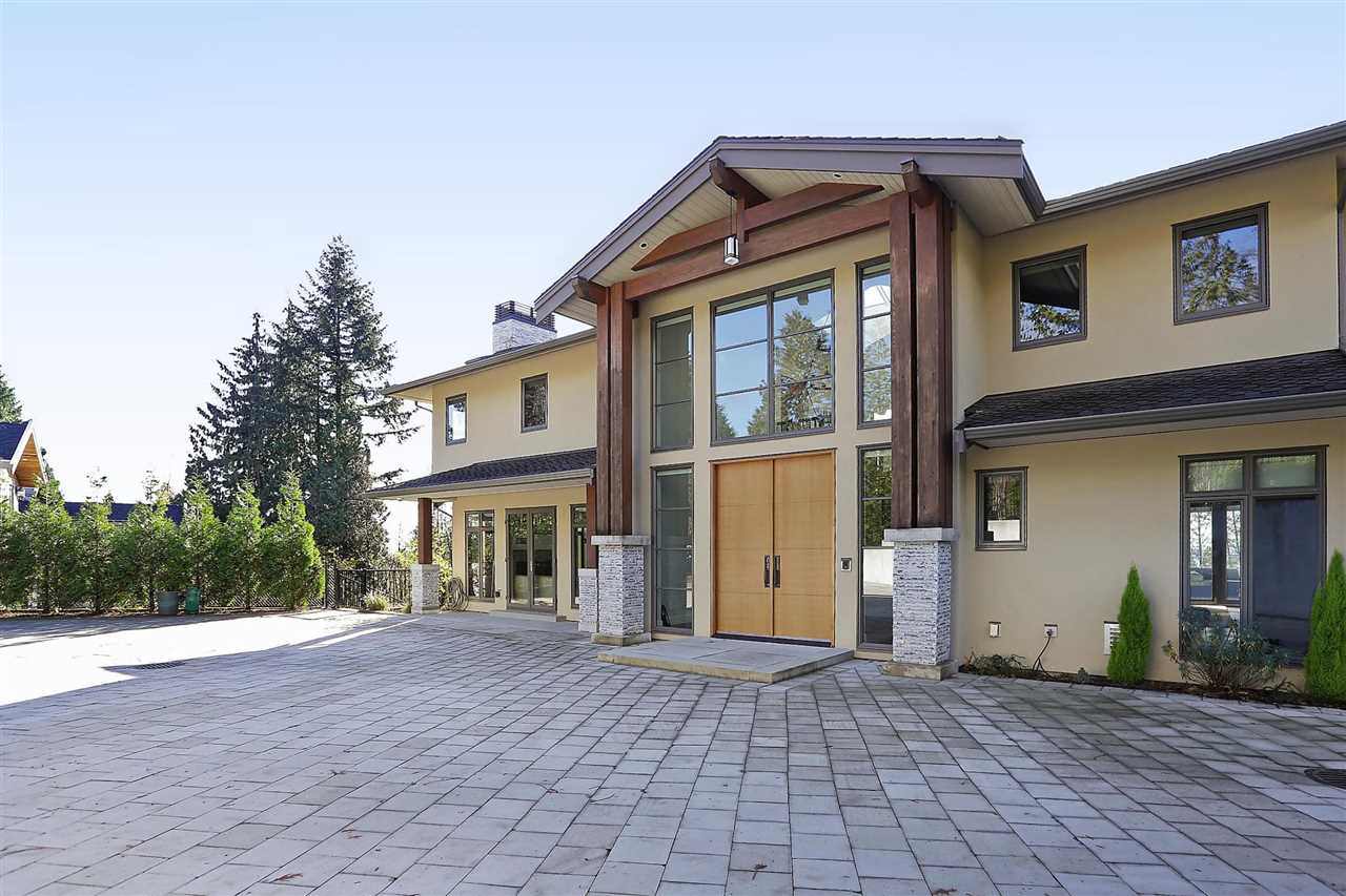 Absolutely stunning quality home designed by ROMMEL and built by one of Vancouver's finest builders - GD Nielson. Huge 16,245 sq. ft. lot situated at the end of a cul-de-sac for maximum privacy. South facing decks for sun all year long. The moment you drive up to this magnificent home you can feel the estate like setting with over 8,000 sq. ft. of level driveway with Italian tile. No expense spared in this 6 bedroom, 8 bathroom home on 3 levels. Beautiful walnut flooring thru-out along with all the extras you can imagine. Air-conditioning, Radiant heat, Lutron lighting, triple glazed windows, 3 gas fireplaces, automatic front gate, Creston motorized shades, triple car heated garage, fully sound insulated media room, central vacuum plus hide-a-hose and many, many other features.
