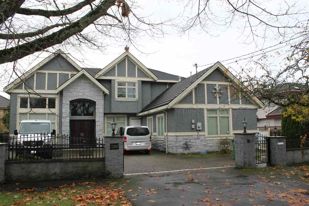 "Big, Beautiful custom house in Popular West Richmond Neighbourhood ""The Monds"", close to Seafair shopping, Dixon French Immersion school, Steveston Village and Dyke walk. Quiet street and south exposed backyard. Features 6 bedrooms, 5 and 1/2 Baths (all ensuite upstairs), triple garage and much more. Also features a ""Legal"" 1 bedroom suite which is perfect for a mortgage helper or Nanny's quarters"