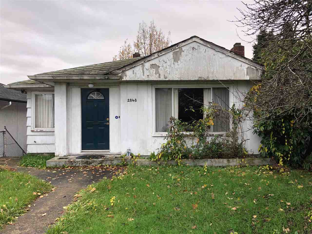 LAND ASSEMBLY! Excellent location! Walking distance to Renfrew Skytrain Station, bus stops, shopping and offices. Outstanding investment or development opportunity! Properties currently available: 2826, 2838, 2848, 2856, 2862, 2870, 2876, 2882, 2820, 2832 East Broadway. Please contact your agent for more information!