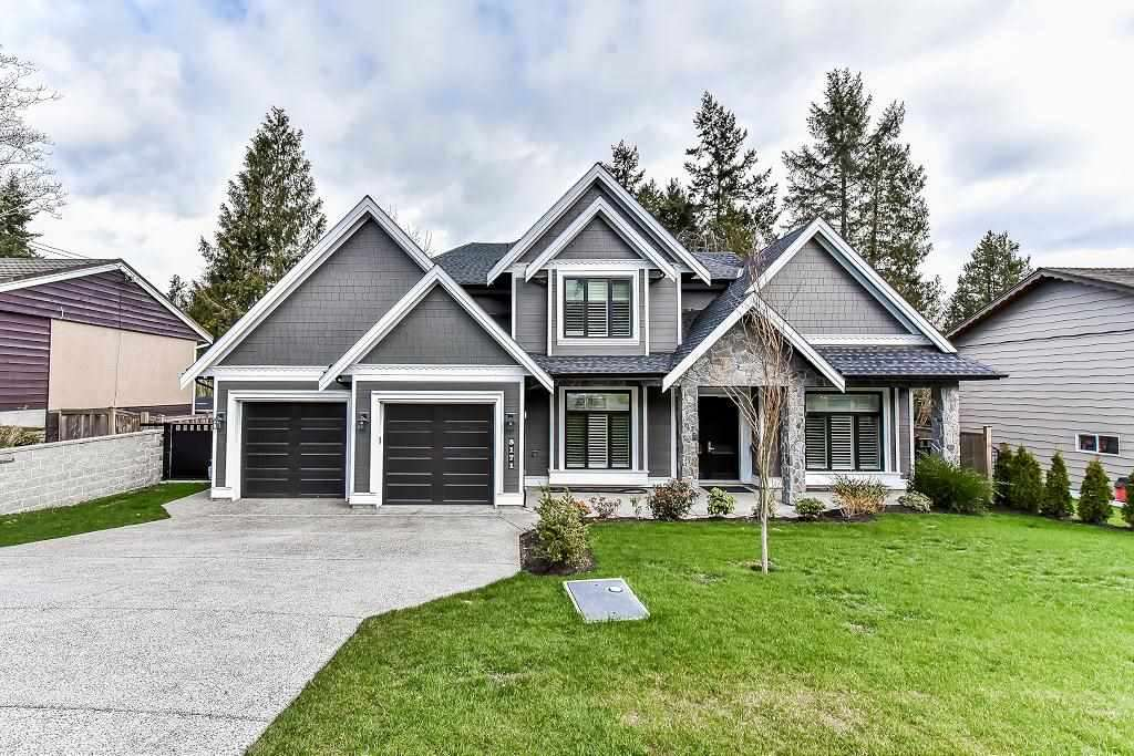 WOW!! This custom built home is stunning, 5 bedrooms, 5 bathrooms, huge great room, gorgeous master bedroom, outstanding covered deck areas and excellent floor plan. Fabulous location in Upper Tsawwassen on large lot with R.V. parking and huge workshop or Man cave. This home is 1 year old and has no GST. If you are looking for newer and gorgeous don't miss this home.