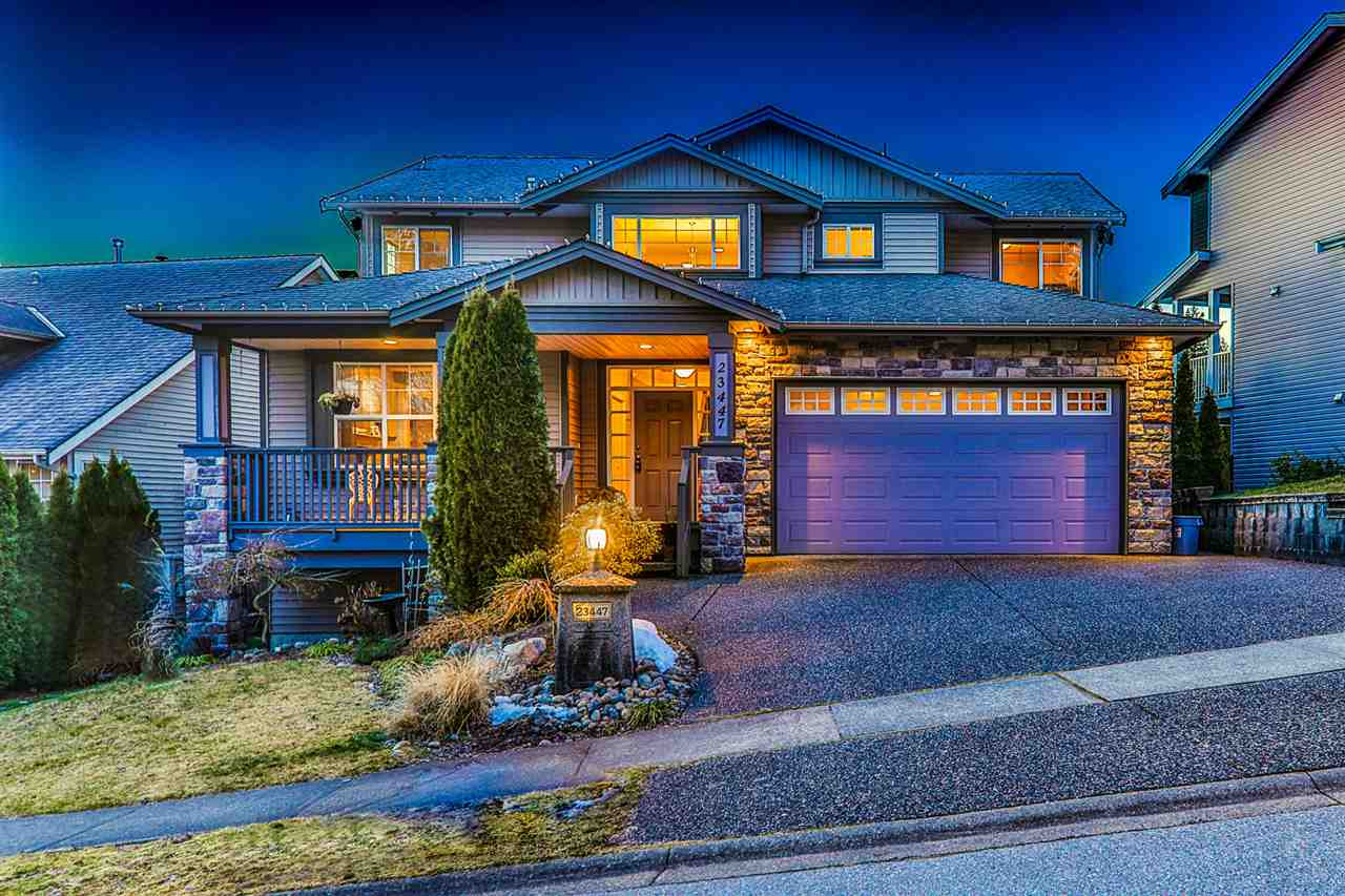 PRICED OVER $75,000 BELOW B.C. ASSESSMENT!! BEST Value in Silver Valley BY FAR. Almost 4000 sq.ft. home with 4 bedrooms upstairs on a VERY PRIVATE 6000 sq.ft. lot. Home has a daylight basement which would be ideal for a 1 or 2 bedroom MORTGAGE HELPER. This home offers a grand entry with formal Living/Dining Room featuring Vaulted and trayed ceilings, entertainers kitchen w/eating area & family room & den. Upstairs are 4 oversized bedrooms, including ample master suite. Unfinished basement, quote for suite installation available on request. (Owner downsizing, townhome 525-625K considered as partial trade)